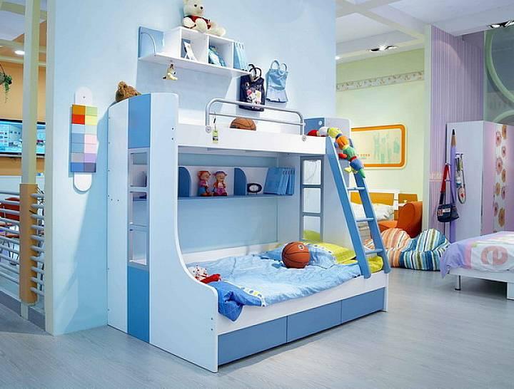 Bedroom furniture for boys