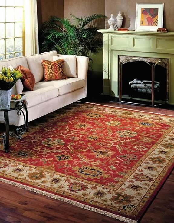 Adorn Your Rooms With Oriental Carpets