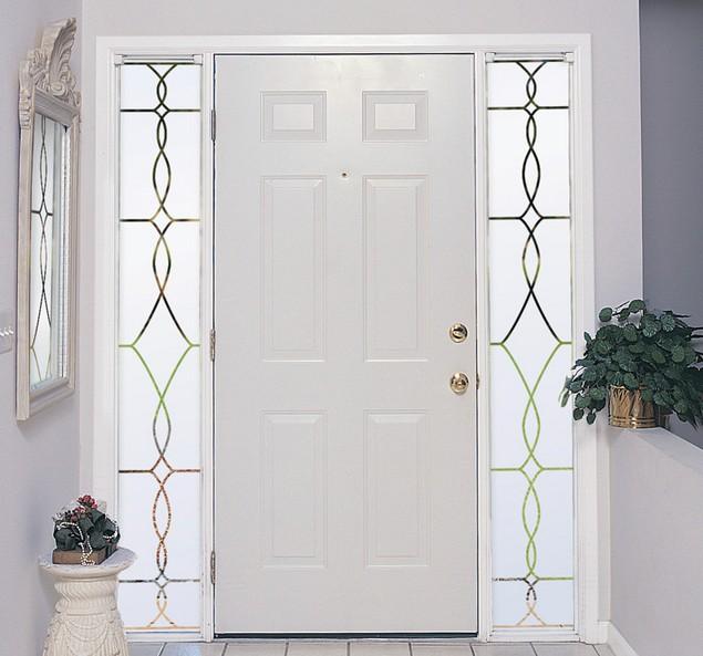 Sidelight window treatment designs