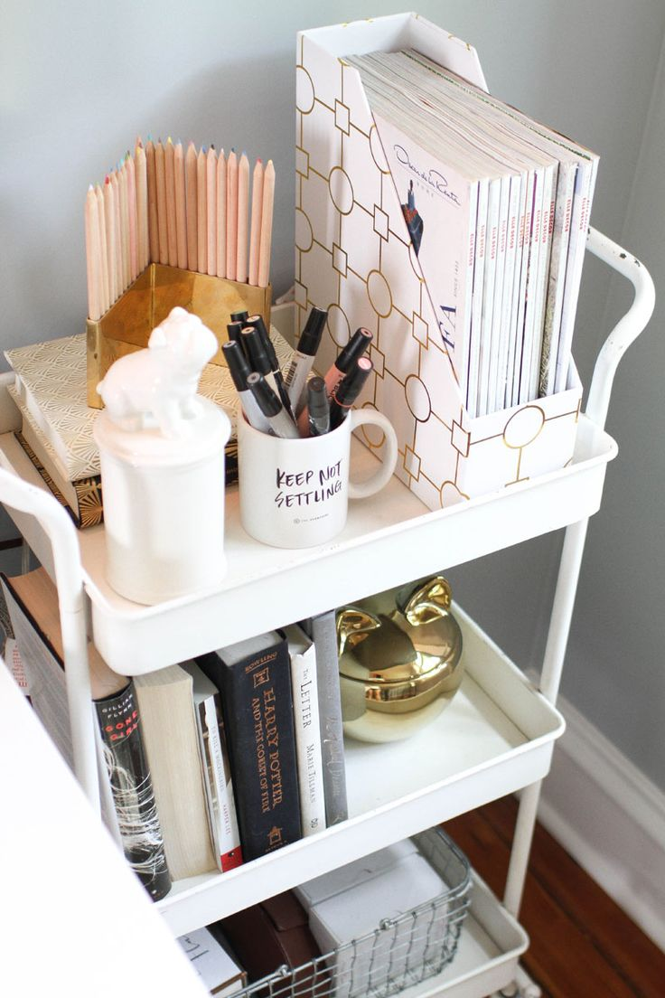 8 Ikea Hacks That Are Perfect For Your Home Office