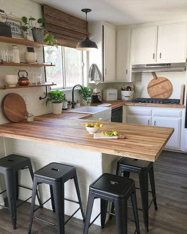 Top Kitchen Inspiration From Kitchen Trend 2018 (24