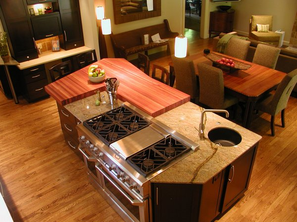 Remodeling of kitchen and bathroom