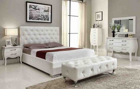 Cheap bedroom sets white