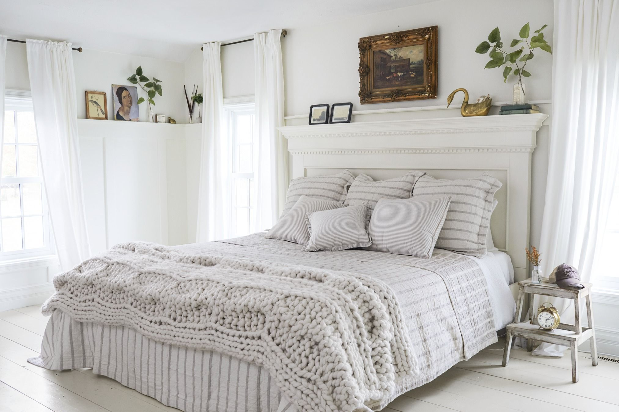 As Pure As White Bedroom Furniture