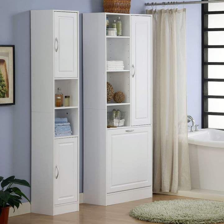 Bathroom storage cabinets materials
