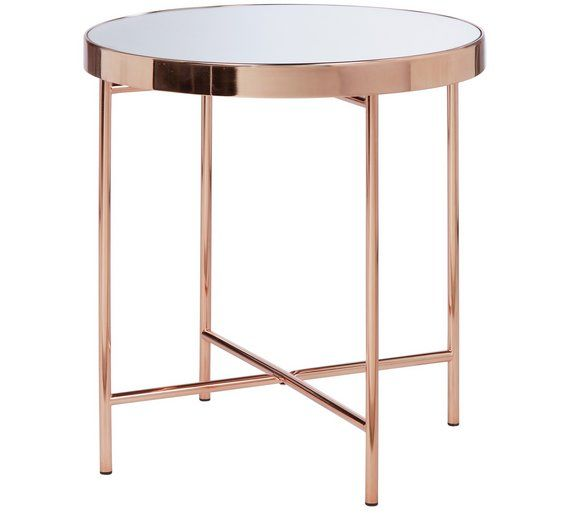 Beautiful Glass Top End Tables Collections
