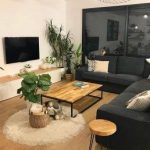 Captivating Modern Living Room Decoration