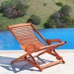 Convenient folding modern patio furniture
