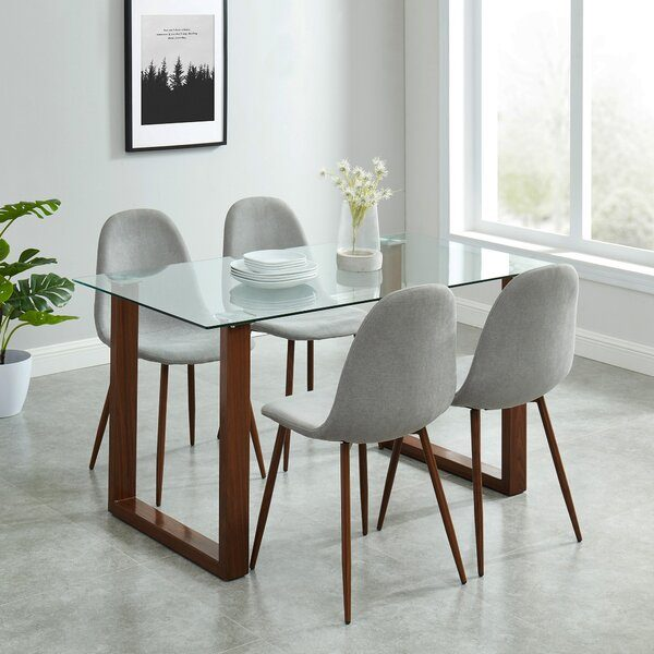 Different Types of Glass Top Dining Table