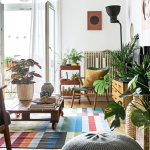 DIY and discount living room furniture for a tough budget
