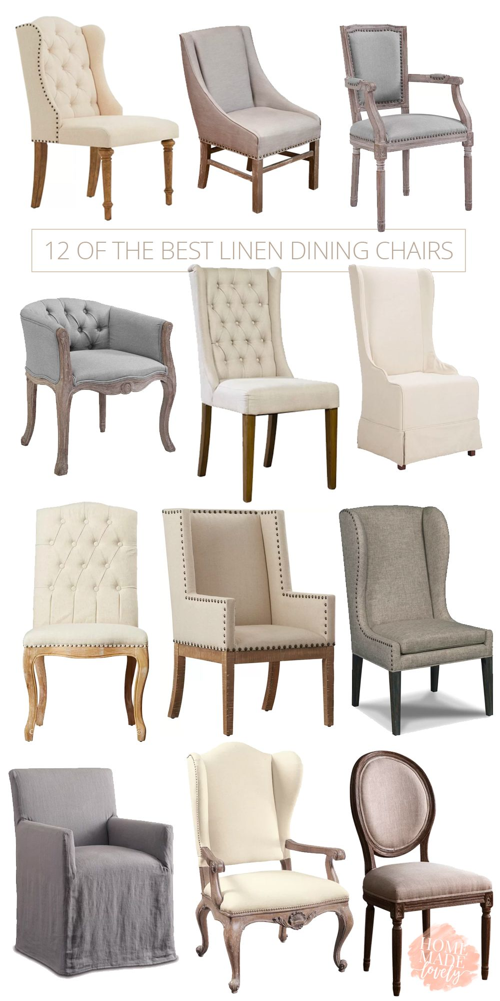 Find Your Best Dining Room Chairs
