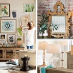 How to choose living room wall art