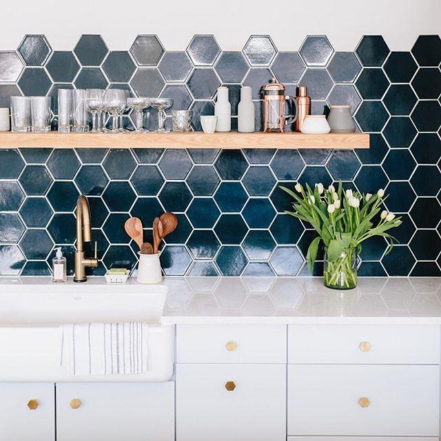Kitchen backsplash tile: main features