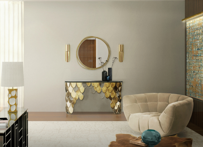 Magic effect of using wall mirrors in home interior