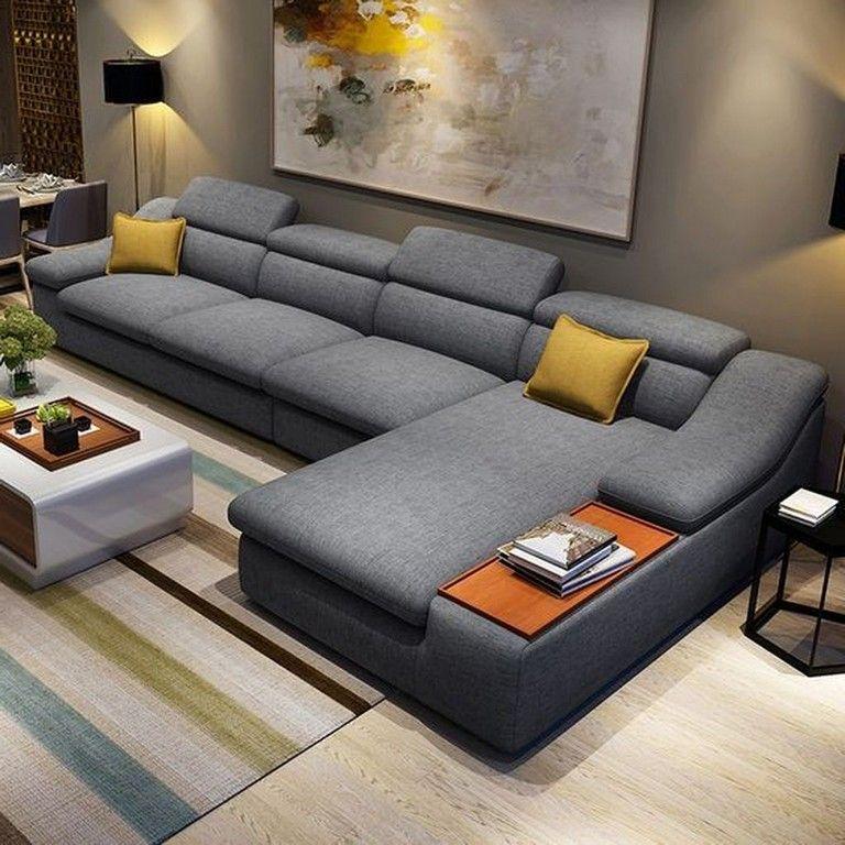 Modern Living Room Set Design