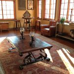 Old Wood Furniture for Beautiful Living Room
