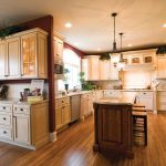 Semi Custom Kitchen Cabinets Design