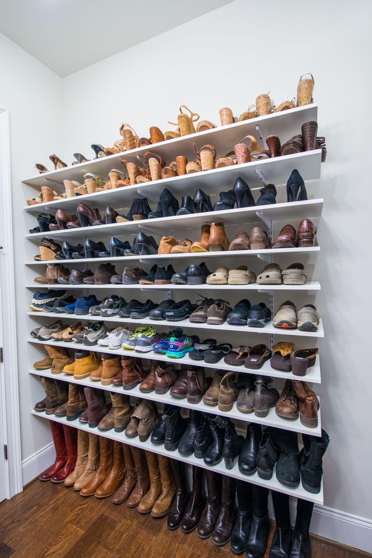 Shoe Closet Ideas For Your Shoe Collection