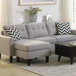 Small sectional sofas for any living room size