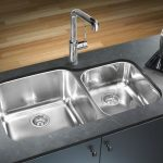 Stainless steel kitchen sinks: the best choice for a modern home