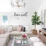 The variety of wall ideas for living room