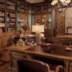 Traditional Office Furniture Design