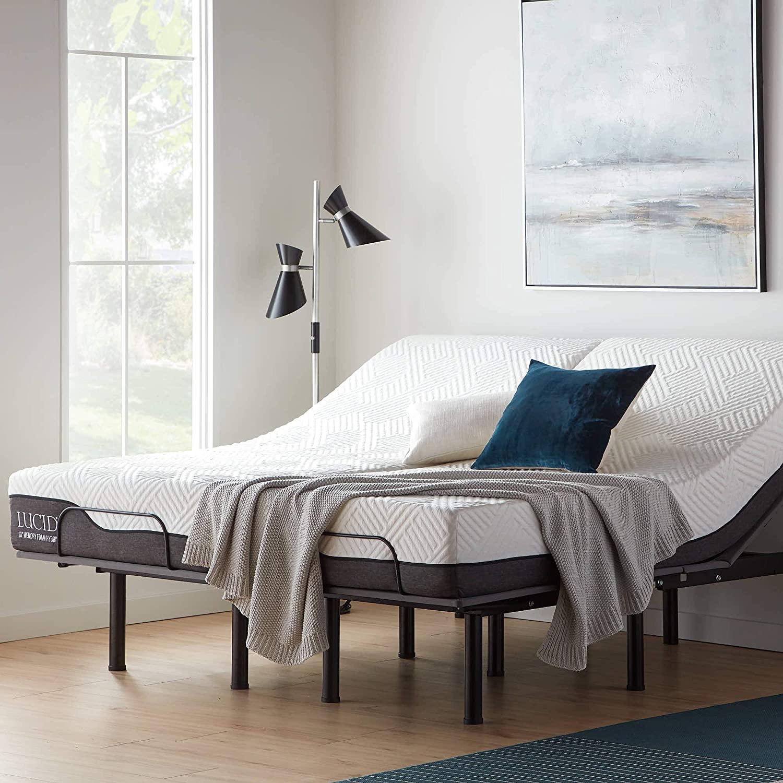 Twin Adjustable Bed Design